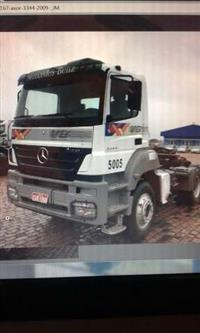 Caminhão Mercedes Benz (MB) 3344 Cavalo ano 09