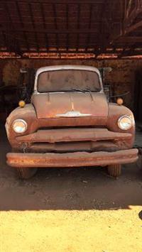 Caminhão Chevrolet 6500 ano 59