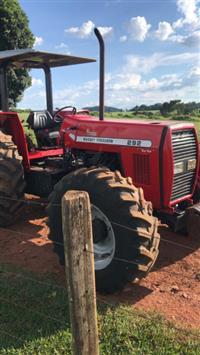 Trator Massey Ferguson 292 Turbo 4x4 ano 06