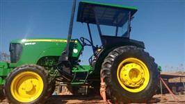 Trator John Deere 5075 4x4 ano 16