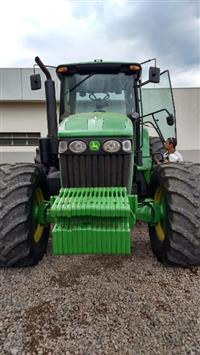 Trator John Deere 7225 4x4 ano 12