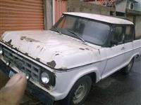 Caminhão Chevrolet c14 ano 74