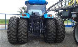 Trator Landini Landpower 180 4x4 ano 17
