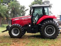 Trator Massey Ferguson 7415 4x4 ano 13