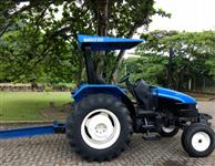 Trator New Holland TL 65 F 4x2 ano 01