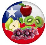 Frutas importadas de Chile