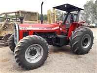 Trator Massey Ferguson 295 4x4 ano 90