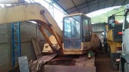 Escavadeira Hidráulica Komatsu Pc150 Série 5