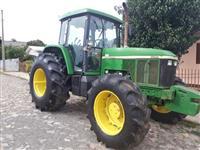 Trator John Deere 7500 4x4 ano 03