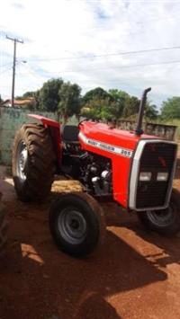 Trator Massey Ferguson 265 4x2 ano 90
