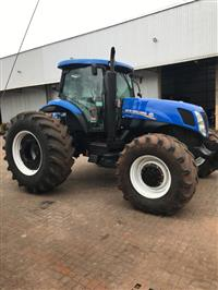 Trator New Holland T7.245 4x4 ano 15