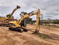Escavadeira hidraulica 312CL