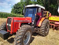 Trator Massey Ferguson 299 4x4 ano 05