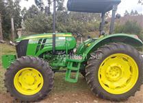 Trator John Deere 5078 4x4 ano 20