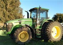 Trator John Deere 7210 4x4 ano 14