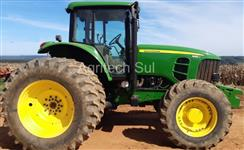 Trator John Deere 6180 4x4 ano 13