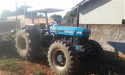 Trator Ford 6630 4x4 ano 01