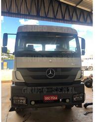 Caminhão Mercedes Benz (MB) 3344 Plataforma ano 15