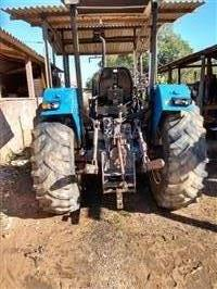 Trator New Holland T7.205 4x4 ano 02