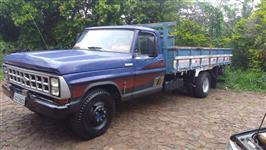 Caminhão Ford F 4000 ano 80