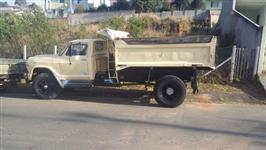 Caminhão Chevrolet D 70 ano 70