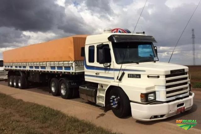 Caminhão Scania 113 ano 97