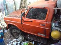 Caminhão Chevrolet C 60 ano 75