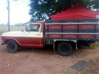 Caminhão Chevrolet D10 ano 82