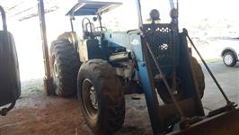 Trator New Holland TL 70 4x4 ano 02