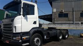 Caminhão Scania G 420 ano 11