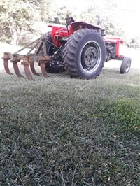 Trator Massey Ferguson 95 X 4x2 ano 78