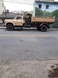 Caminhão Chevrolet D 60 ano 80