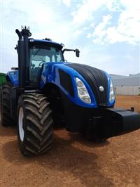Trator New Holland T8.295 4x4 ano 14