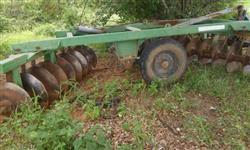 Trator John Deere 6145 4x4 ano 11