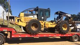 SKIDDER CATERPILLAR 545C ANO 2010
