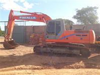 Escavadeira Hidraulica Fiat Allis FX 215 - ano 2001