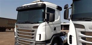 Caminhão Scania G 380 ano 11