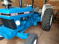 Trator Outros New Holland 4x2 ano 99