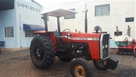 Trator Massey Ferguson 275 4x2 ano 92