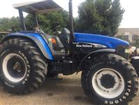 Trator New Holland TM 150 4x4 ano 02