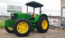Trator John Deere 5075 4x2 ano 14