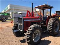 Trator Massey Ferguson 292 4x4 ano 02