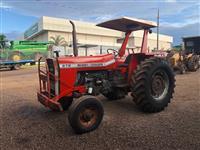 Trator Massey Ferguson 275 4x4 ano 81