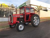 Trator Massey Ferguson 275 4x2 ano 81