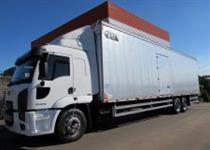 Caminhão Ford Cargo 2429 trucado Bau seminovo Entrada 19.900,00 ano 13