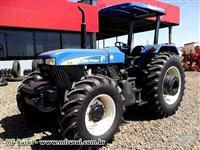 Trator Ford/New Holland 8830 4x4 ano 99. PARCELA EM 120M S/ BUROCRACIA E S/ JUROS / CONSORCIO.