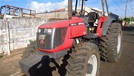 Trator Agrale BX 6110 4x4 ano 08