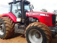 Trator Massey Ferguson 7415 4x4 ano 12