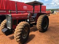 Trator Massey Ferguson 290 4x4 ano 99